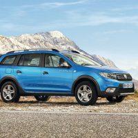 Обзор автомобиля Dacia Logan MCV Stepway 2018