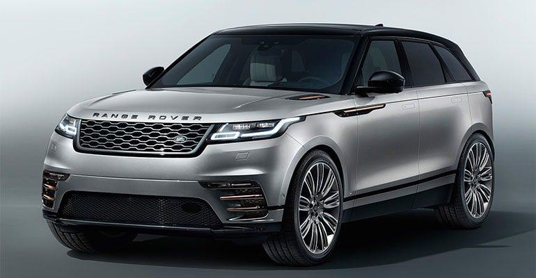 Обзор автомобиля Range Rover Velar 2018