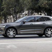 17075 Обзор автомобиля кроссовер Volvo XC60 2017-2018