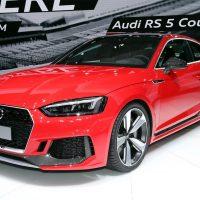 17137 Обзор автомобиля Audi RS5 2017