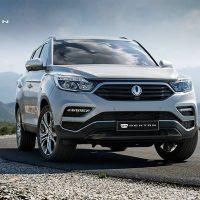 17311 Обзор автомобиля SsangYong Rexton G4 2018