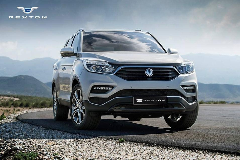Обзор автомобиля SsangYong Rexton G4 2018