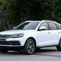 17347 Обзор автомобиля Zotye T600 Coupe 2017