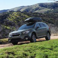 17460 Обзор автомобиля Subaru Outback 2018