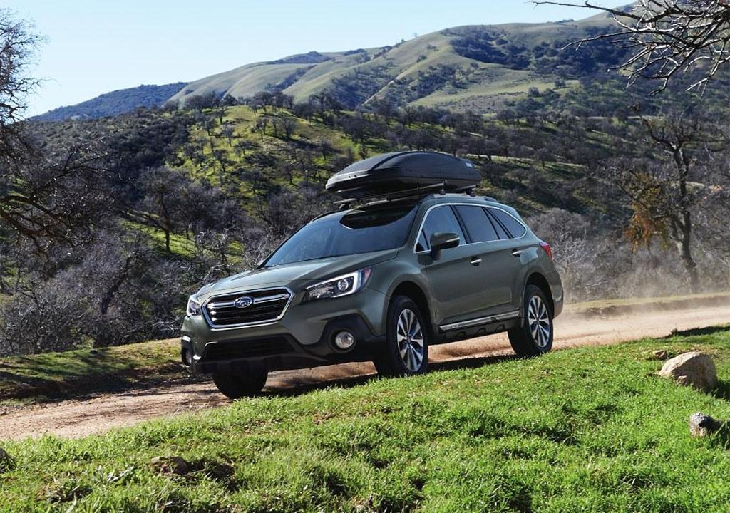 Обзор автомобиля Subaru Outback 2018