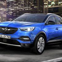 17474 Обзор автомобиля Opel Grandland X 2018