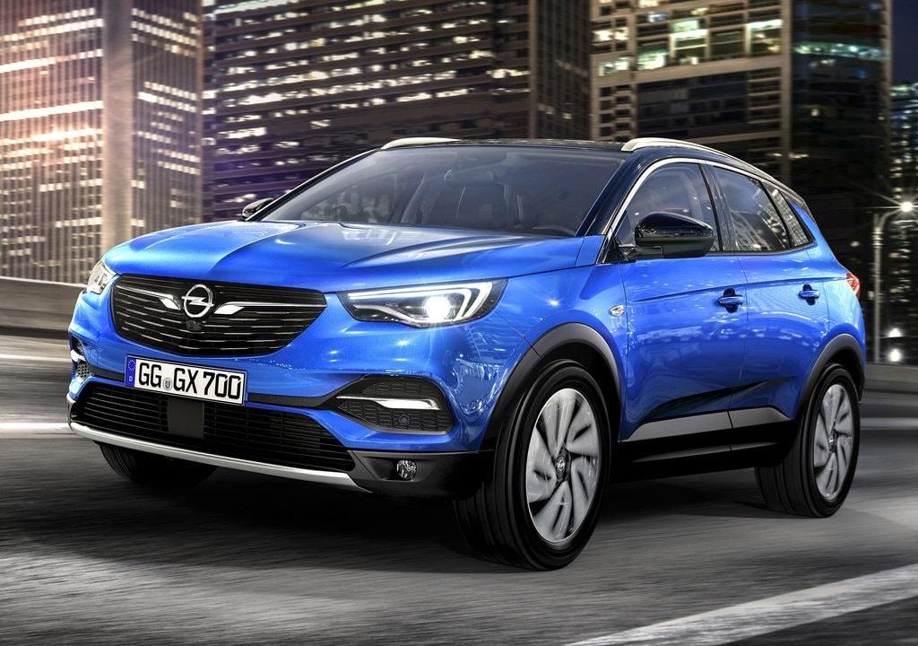 Обзор автомобиля Opel Grandland X 2018