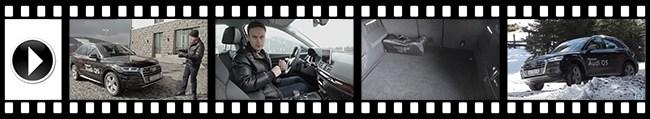 Audi Q5. Смещение акцентов. Audi Q5