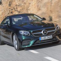 17342 E-Coupe 2017 - необычный Mercedes. Mercedes E-Class Coupe (C238)