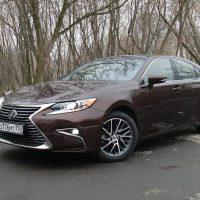 17370 Красота по-американски. Lexus ES 200/250/350