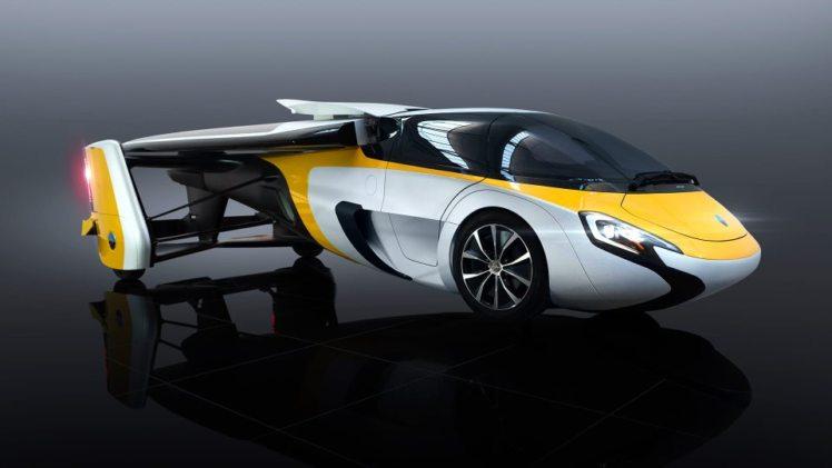 Мне бы в небо: аэромобиль поступит в продажу через три года