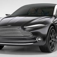 Обещанного три года ждут: Aston Martin грозит первым кроссовером