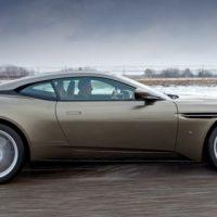 Смотрим на новую жизнь. Aston Martin DB11