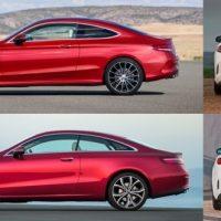 17428 Соглашаемся с классификацией. Mercedes E-Class Coupe (C238)
