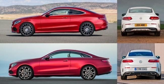 Соглашаемся с классификацией. Mercedes E-Class Coupe (C238)
