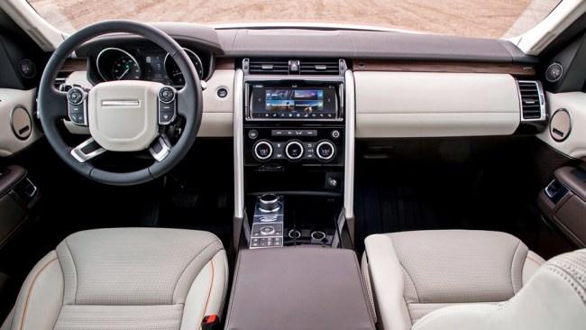 17432 Суммируем способности. Land Rover Discovery 5