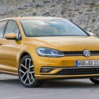 17490 Заряжаем спецверсии обновлённого хэтча. Volkswagen Golf 5-ти дверный