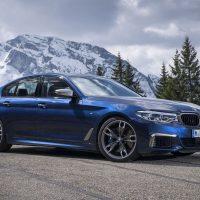 17632 Обзор автомобиля BMW M550i xDrive 2017