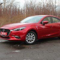 17542 Mazda 3. Весенний драйв. Mazda 3 Sedan