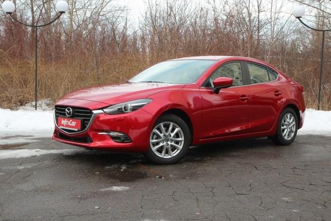 Mazda 3. Весенний драйв. Mazda 3 Sedan