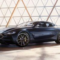 17695 Обзор автомобиля BMW 8-Series Concept 2017
