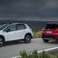 17724 Обзор автомобиля Peugeot 2008 2018