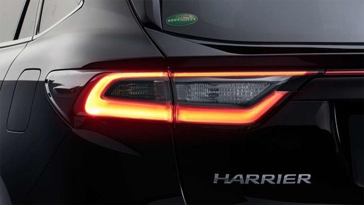 Обзор автомобиля Toyota Harrier 2018