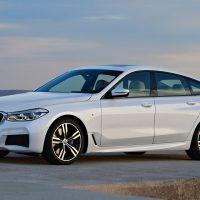 17807 Обзор автомобиля BMW 6-Series Gran Turismo 2017-2018