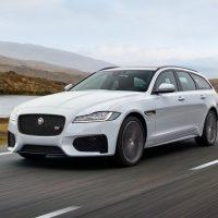 17823 Обзор автомобиля Jaguar XF Sportbrake 2018