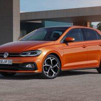 Обзор автомобиля Volkswagen Polo 2018