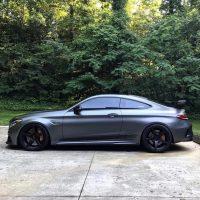 Тюнеры закоптили Mercedes: наслаждаемся видом DMC AMG C63S Black Series