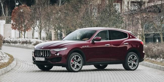 17785 Ветреная личность. Maserati Quattroporte