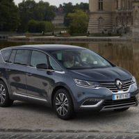 17945 Обзор автомобиля Renault Espace 2017 года
