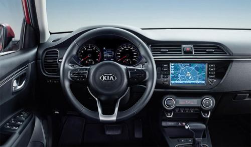 Обзор автомобиля Kia Rio 2018