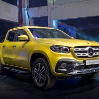 18018 Обзор автомобиля Mercedes X-Class Pickup 2018-2019