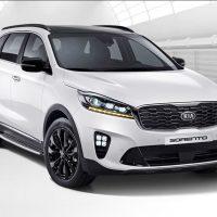18061 Обзор автомобиля Kia Sorento Prime 2018
