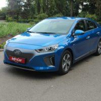 Hyundai IONIQ electric. Новенький. Hyundai IONIQ electric
