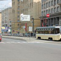 Камеры ГИБДД поставят на трамвайных путях