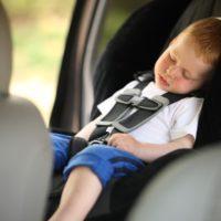 17901 Новые изменения в ПДД: за ребенка в машине — год тюрьмы