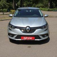 18034 Renault Megane Sedan. Снова вместе. Renault Megane Sedan