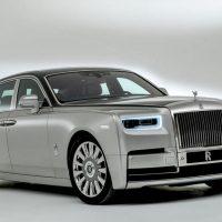 18107 Обзор автомобиля Rolls-Royce Phantom 2019