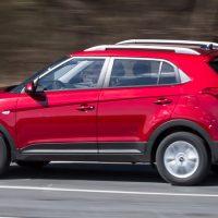18155 Обзор автомобиля Hyundai Creta 2018 года