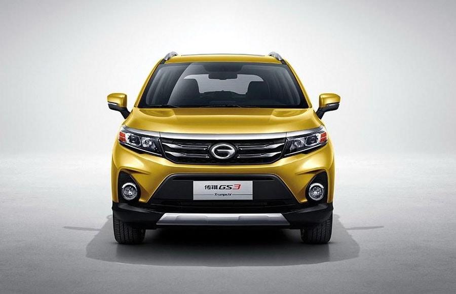 Обзор автомобиля GAC Trumpchi GS3 2018 года