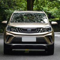 Обзор автомобиля Geely Vision X3 2018