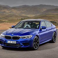 Обзор автомобиля BMW M5 (F90) 2018 года
