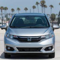 18354 Обзор автомобиля Honda Fit 2018 года