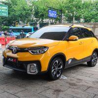 18359 Обзор автомобиля кроссовер Dongfeng AX4 2018