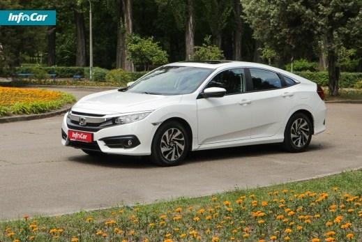 18189 Honda Civic. Юбиляр. Honda Civic Sedan