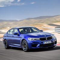 18301 Рассекречен новый BMW M5: фото, характеристики, цена