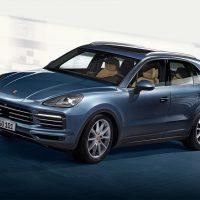 18396 Обзор автомобиля Porsche Cayenne 2018
